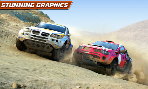 Top Offroad Simulator 2: Jeep Driving Games 2021 Varies with device screenshots 2