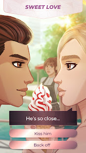 Kissed by a Billionaire: Love Story Games 1.1.5 Screenshots 2