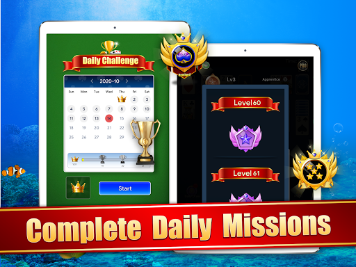 Solitaire - Classic Solitaire Card Games modavailable screenshots 10