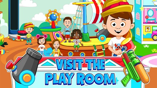 My Town : Hotel For Android [Paid, MOD] 5
