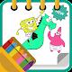 Sponge Coloring Cartoon para PC Windows
