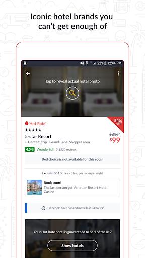 Hotwire: Last Minute Hotel & Car 13.1.0 Screenshots 6