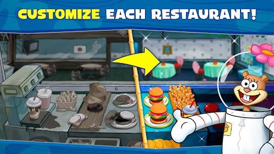 SpongeBob: Krusty Cook-Off (MOD, Unlimited Diamonds) 5