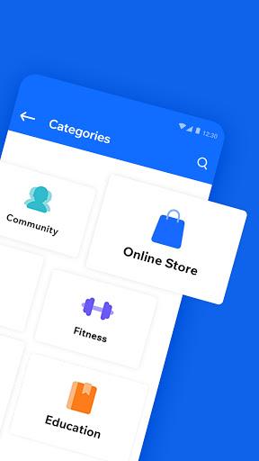 Wix: Build Websites, Online Stores, Blogs & more 2.32901.0 screenshots 2