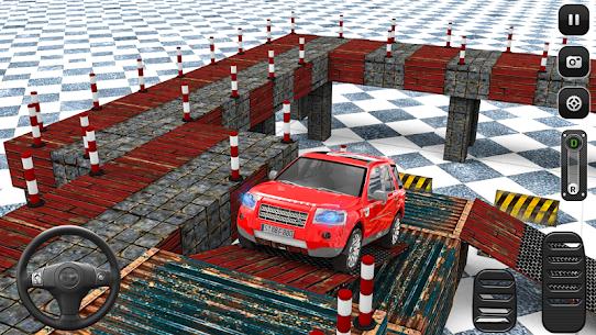 Prado Araba Oyunları Modern Araba Park Etme Araba Full Apk İndir 5