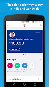 PayPal APK 8.3.2 Download For Android 1