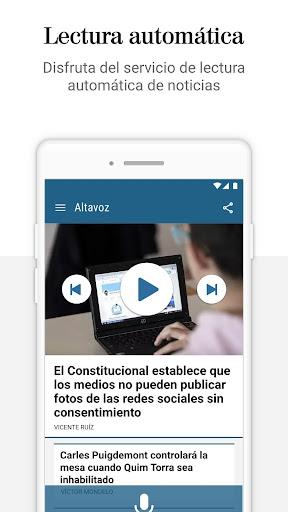 El Mundo - Diario lu00edder online 5.0.24 Screenshots 5