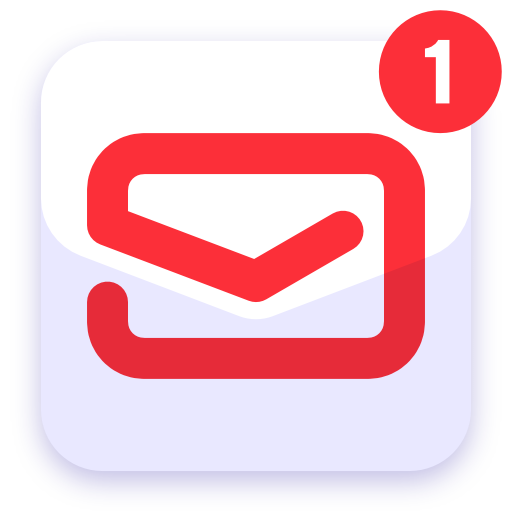 Email App Mymail: Gmail, Libero Mail, Alice, Yahoo