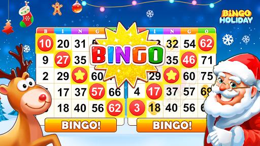 Bingo Holiday: Free Bingo Games 1.9.32 screenshots 1