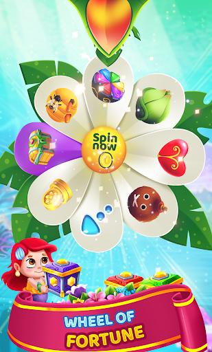 Flower Games - Bubble Shooter 4.2 screenshots 5