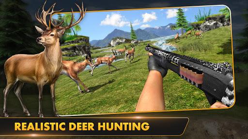 Wild Deer Hunt 2021: Animal Shooting Games apktram screenshots 17