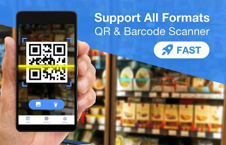 Free QR Scanner - Barcode Scanner, QR Code Reader 2.1.11.GP