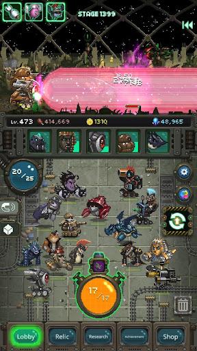 World Beast War: Merge Rampage Monsters  screenshots 12