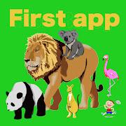 1歳からの動物園アプリゲーム