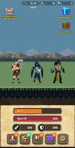 Shield Knight Hack Game Android & iOS 5