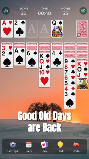 Solitaire - Classic Card Game, Klondike & Patience 1.0.0-21061246 screenshots 8