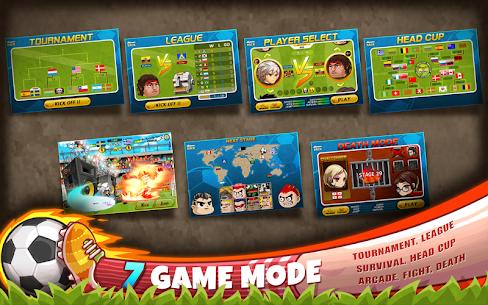 Head Soccer APK MOD 6.13.1 (Unlimited Money) 7