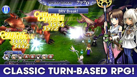 Dissidia Final Fantasy Opera Omnia APK 1.42.1 – {Versão atualizada} 2