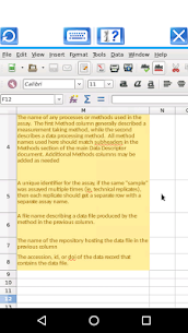AndroCalc Spreadsheet editor for For Pc – Download For Windows 10, 8, 7, Mac 2