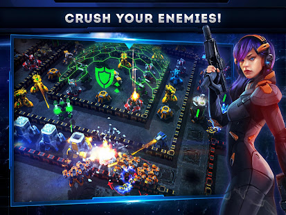 Galaxy Control: 3D strategy [v34.44.64] APK Mod for Android logo