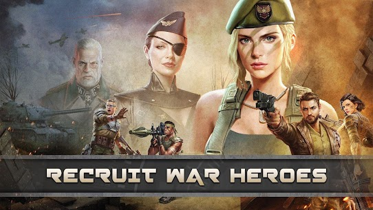Z Day: Hearts of Heroes | MMO Strategy War 3