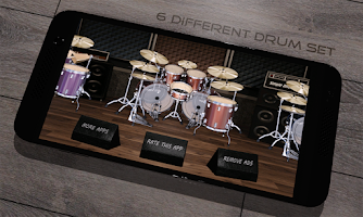 Simple Drums Rock - Realistic Drum Simulator