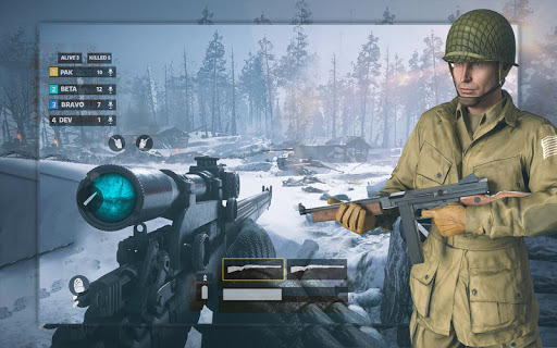 Last Fort of World War screenshots 3