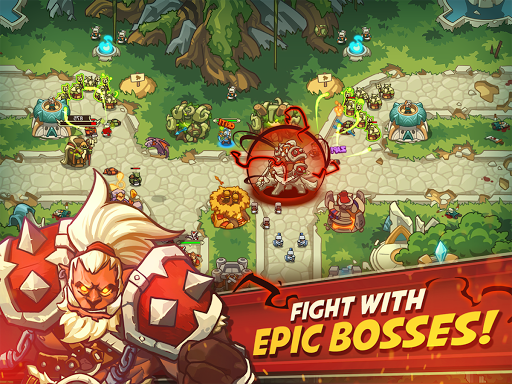Empire Warriors Premium: Tower Defense Games  Screenshots 20