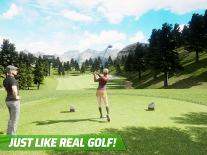 Golf King - World Tour Screenshot