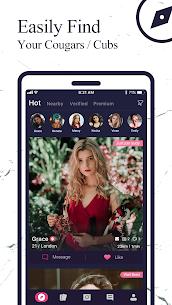 Cougar – Sugar Momma Finder Dating App 2