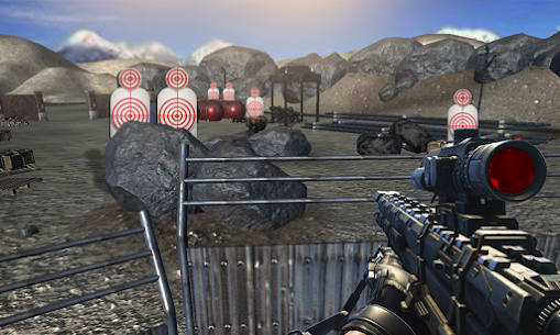 Solo Sniper Shooting Game FPS Shooter Bullet Shot Online Hack Android & iOS 1