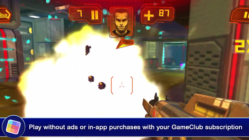 Neon Shadow: Cyberpunk 3D First Person Shooter 1.40.166 screenshots 5