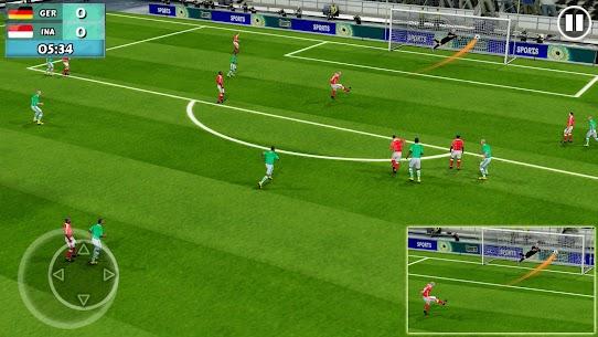 Stars Soccer League: Football Games Hero Strikes 5