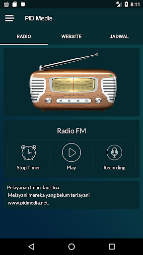 radio rohani - pid media screenshot 2