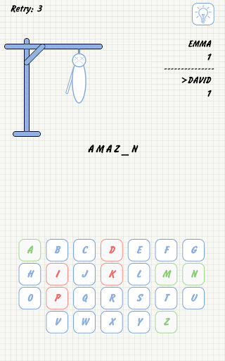 Hangman apkpoly screenshots 8