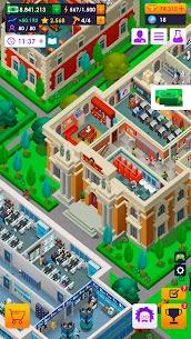 University Empire Tycoon – Idle Management Game Mod Apk 1.1.5 (Unlimited Money) 6