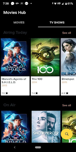 Foto do MovieHub - HD Movies,Tv Shows, Ratings,Cast