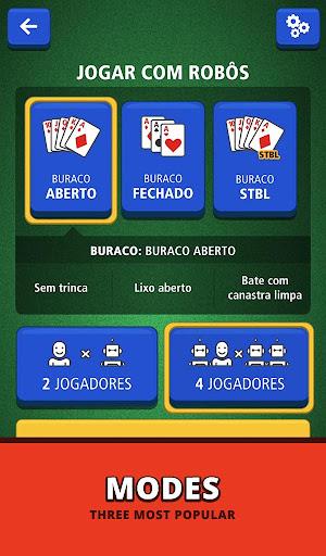 Buraco Canasta Jogatina: Card Games For Free 4.1.3 Screenshots 21