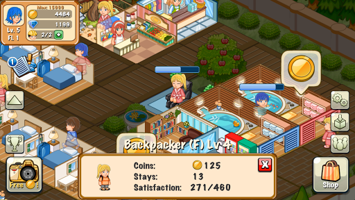 Hotel Story: Resort Simulation 2.0.10 screenshots 1