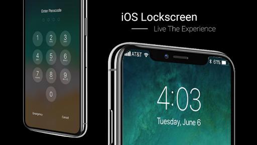 OS 11 Lockscreen  Screenshots 4
