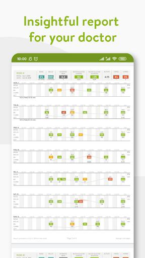mySugr - Diabetes App & Blood Sugar Tracker apktram screenshots 5