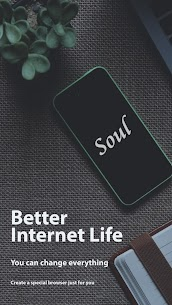 Soul Browser Mod Apk 1.1.77 (No Ads) 1