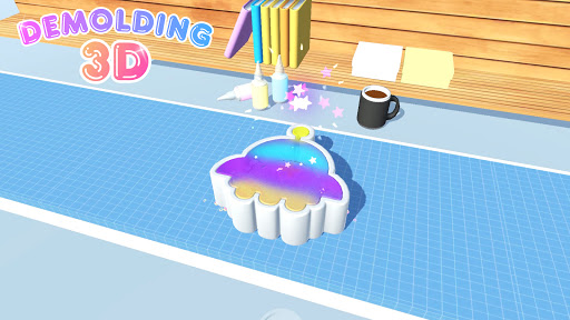 Demolding 3D screenshots 7