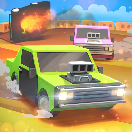 Idle Race Rider — Car tycoon simulator
