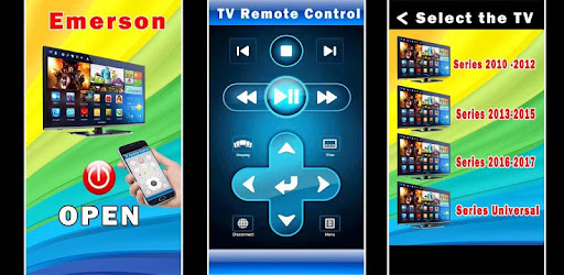 Tv Remote For Emerson Ir Apps On Google Play
