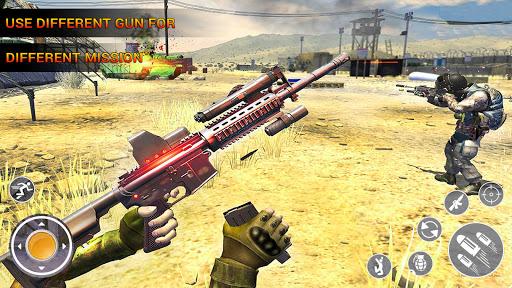 Gun Strike 3d Shooter: Special Commando Shooting 0.8 screenshots 10