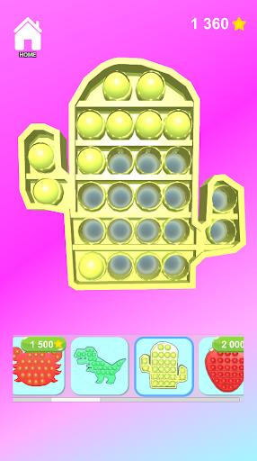Pop It Challenge 3D! relaxing pop it games screenshots 6