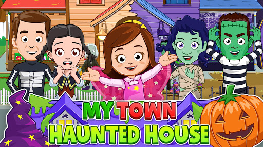 My Town : Haunted House Free apkpoly screenshots 13