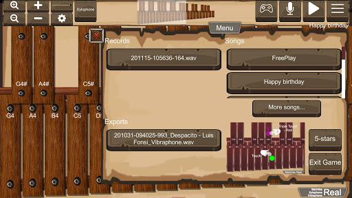 Marimba, Xylophone, Vibraphone Real 2.1.1 screenshots 7