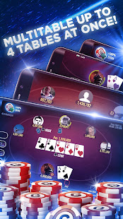 Poker Texas Holdem Live Pro 7.1.1 APK screenshots 4